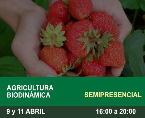 CURSOS GRATUITOS AGRICULTURA BIODINÁMICA_