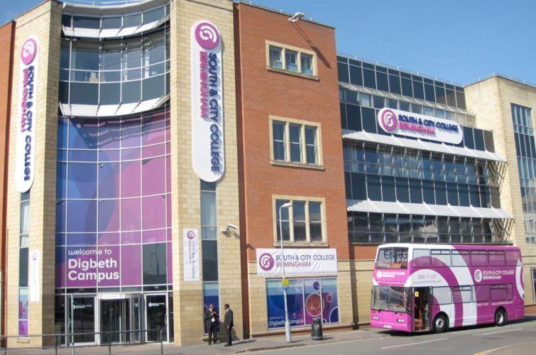Digbeth-Campus-Birmingham