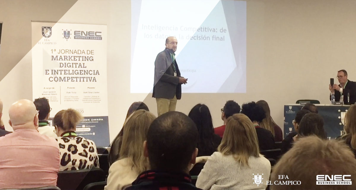 Exitosa Jornada de Marketing Digital en El Campico - Alicante