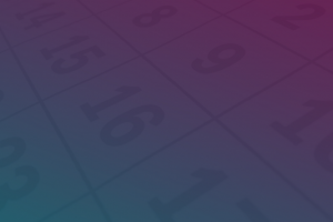 Calendario de Admisión