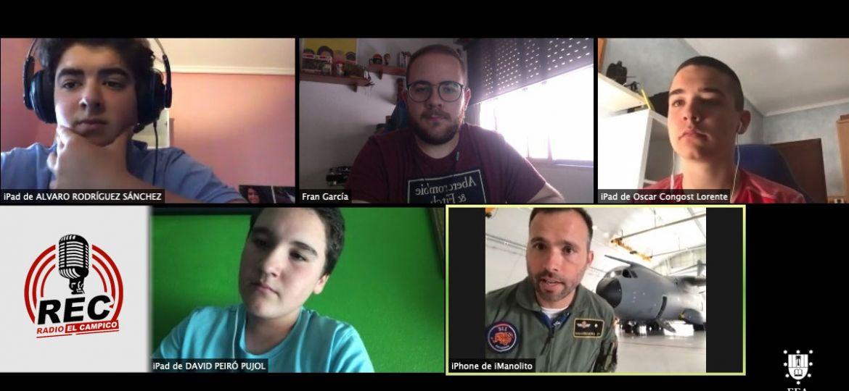 Entrevista al Comandante Manuel Navarro