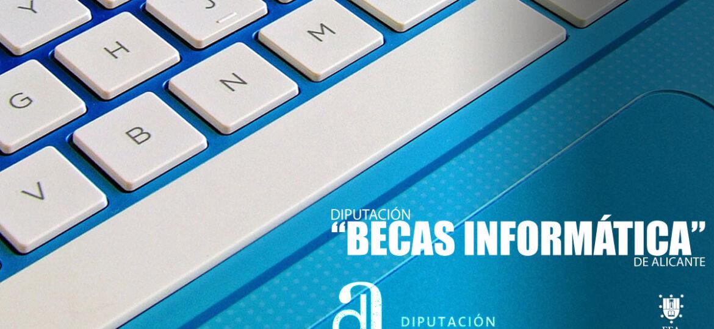 Diputación de Alicante - Becas GS FP Informática