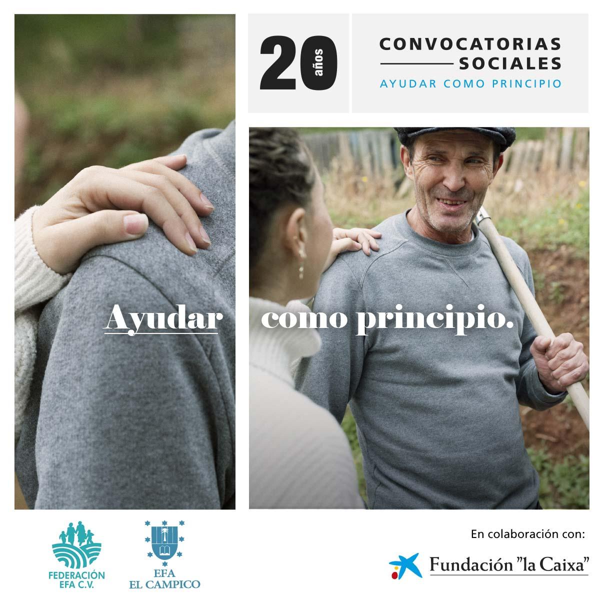 Empleat al mon rural - EFA EL CAMPICO Y FUNDACIÓN LA CAIXA