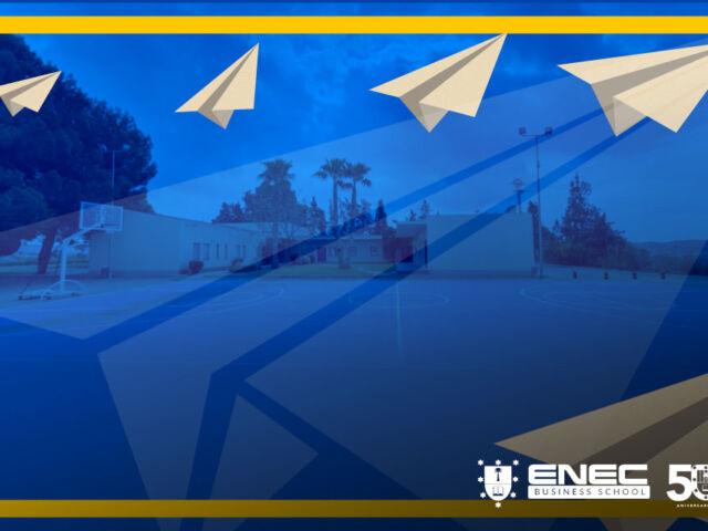 1º Concurso de Aviones de Papel en EFA EL CAMPICO