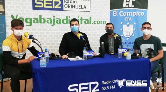Resumen Cadena SER en EFA El Campico