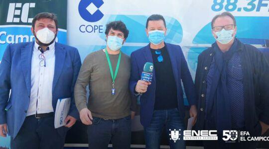 Resumen programa en directo con la COPE el 15 de Marzo de 2021