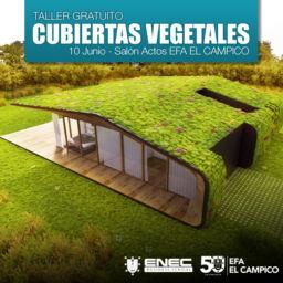 Cubiertas Vegetales - Jornada Gratuita
