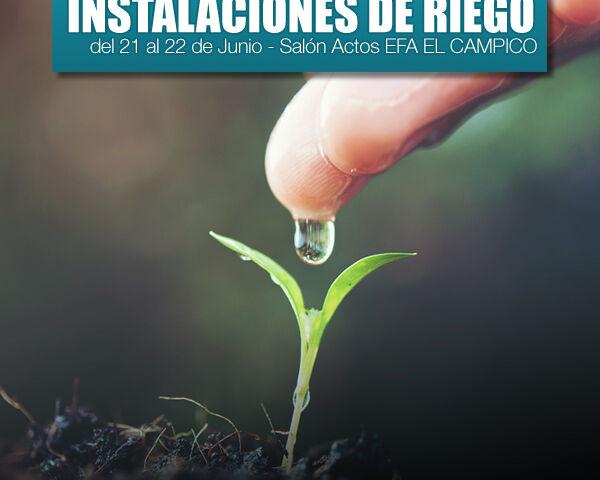 Instalación de Riego - Curso Gratuito